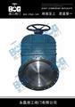 DMZ73H/X/F/Y手动对夹式刀型污水闸阀